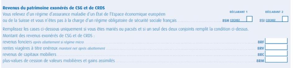 Frontaliers Francais Comment Declarer Les Prelevements