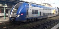 Train TER Metz Thionville Luxembourg
