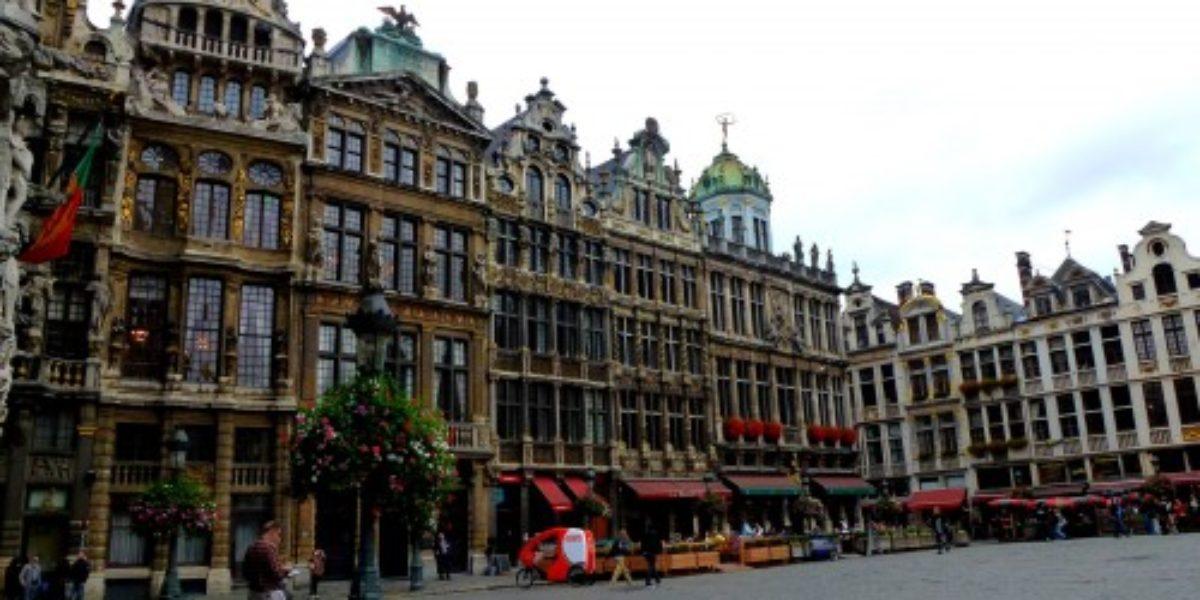 Déconfinement Belgique Grand Place Bruxelles