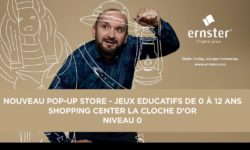 Pop-up Ernster - Cloche d'Or
