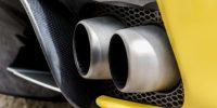 Interdiction des véhicules à moteur thermique