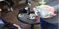 Cafés -réouverture