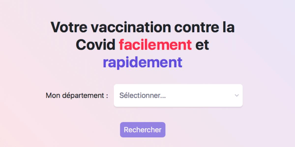 Vaccins applications