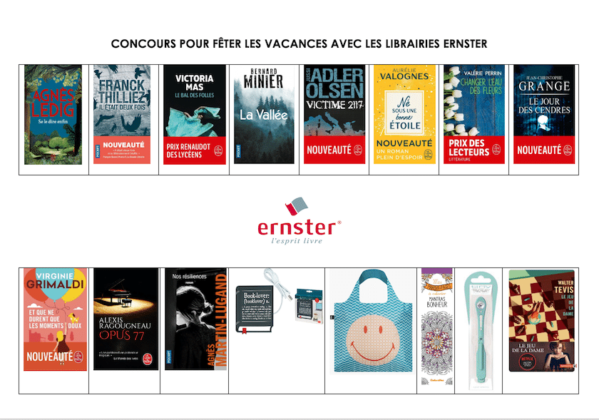 Concours Ernster