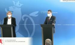 nouvelles mesures au Luxembourg