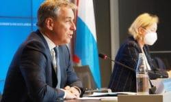 Les ministres Claude Meisch et Paulette Lenert