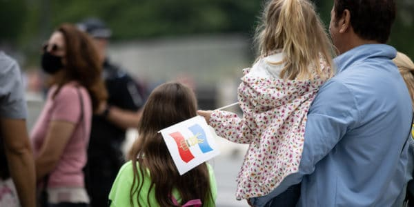 Luxembourg habitants frontaliers