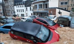 Inondations en Belgique