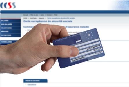 Carte Assurance Maladie Luxembourg.Ne Partez Pas Sans Votre Carte Europeenne D Assurance