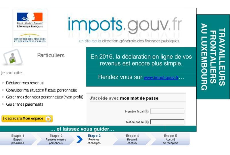 frais de déplacements impots luxembourg