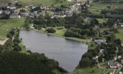 Le Lac de Remerschen reste en revanche ouvert au public.