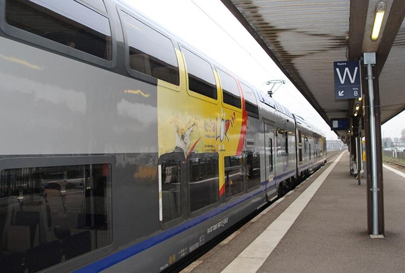 Nouveaux horaires et tarifs pour les TER Lorraine et trains supplémentaires pour la Région Grand Est
